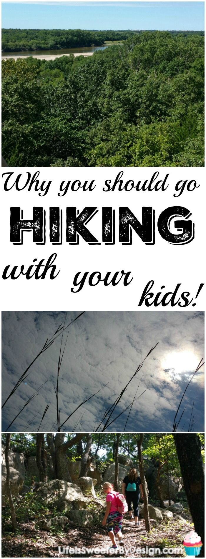 Hiking with your kids is a great family activity! Spending quality time together out in nature is perfect for family bonding. Plus it is typically a free activity to do! #BeGoodToYourBones #ad
