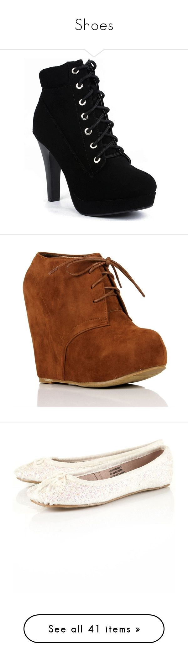 """""""Shoes"""" by ticcitobydreams ❤ liked on Polyvore featuring shoes, boots, ankle booties, heels, sapatos, lace up ankle boots, high heel boots, lace up booties, lace up heel booties and lace up high heel booties"""