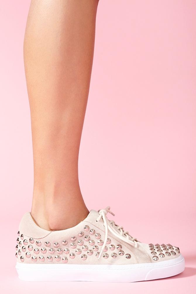 Bolo Stud Sneaker by Jeffrey Campbell