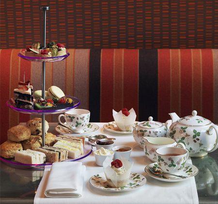 Crosby St Hotel High Tea
