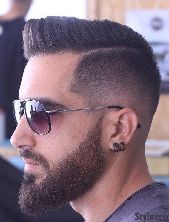 Popular 2019 Men S Hairstyles Haircut Ideas Hair Toupee Beard