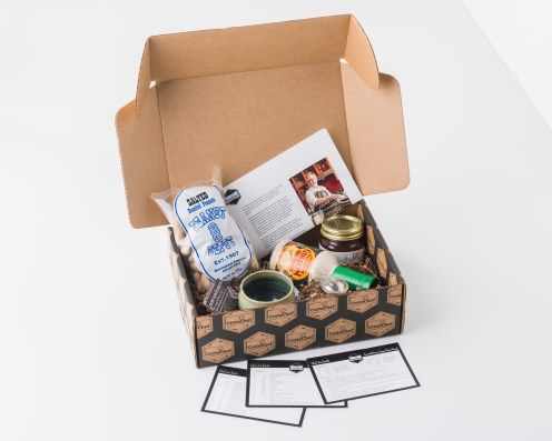 Crate Chef Review - Hey Friends, this would make a wonderful Mother's Day Gift!!!!  They always give me high quality products that I really do use and enjoy.  Their kitchen tools are the nicest I own!  #chefsubscription