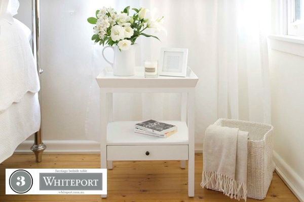 3. Santiago bedside table $369.95. 40. Bird cage room art $129.95 #WhiteportBingo: Win 1 of 3 Decals from #Whiteport by entering the competition at http://winarena.com.au. Every entrant gets a 20% off #voucher!
