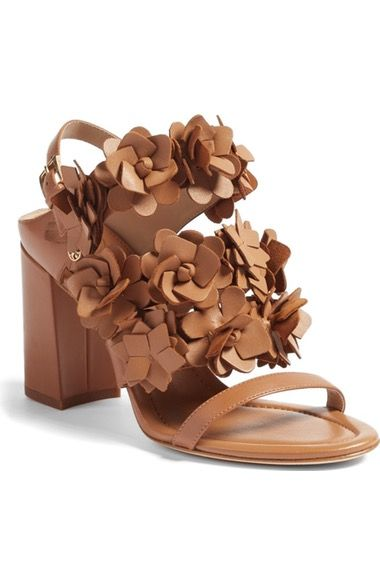 Tory Burch Blossom Sandal (Women) available at #Nordstrom