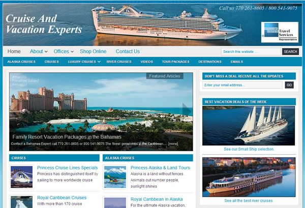 Cruise Travel Advisors - Royal Caribbean International