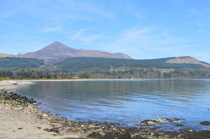 Isle of Arran, Scotland East Ayrshire - isn't it beautiful?