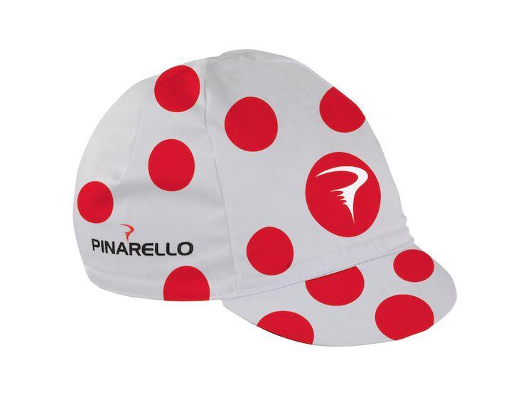 Polka Dots Cap Pinarello Tour de France Tribute 2013