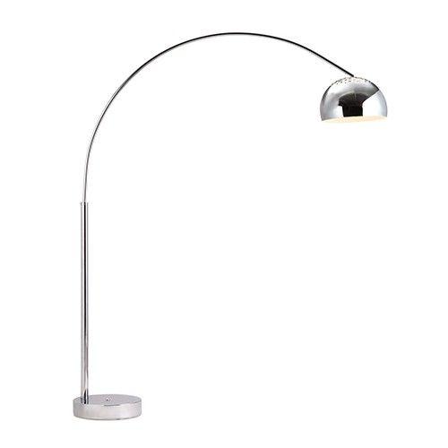 Arco Floor Lamp - Achille Castiglioni Replica - Marble Base
