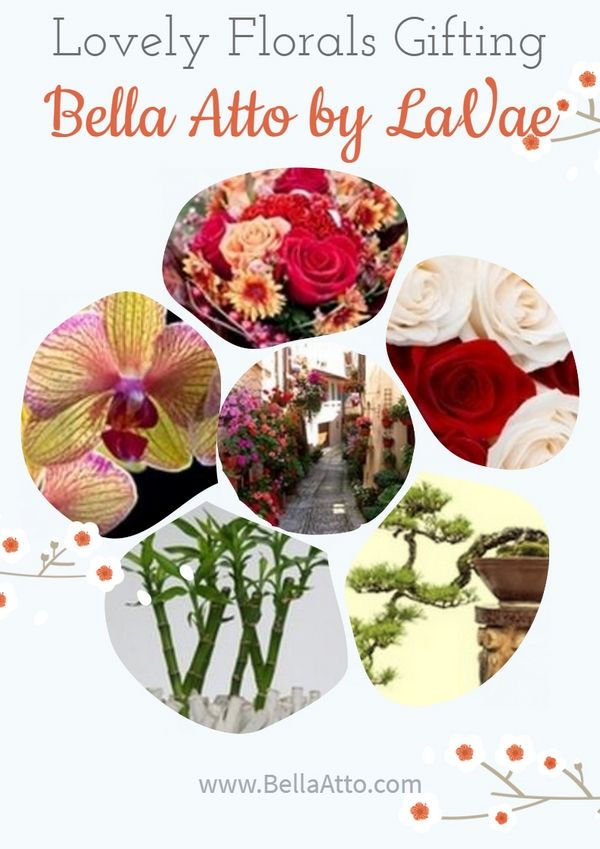Flowers & Plants, Gift Ideas, Gifts, Art & More Bella Atto ~ A Beautiful Place ~ Join Us!