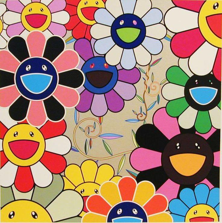Célèbre Les 310 meilleures images du tableau murakami sur Pinterest | Art  QN88