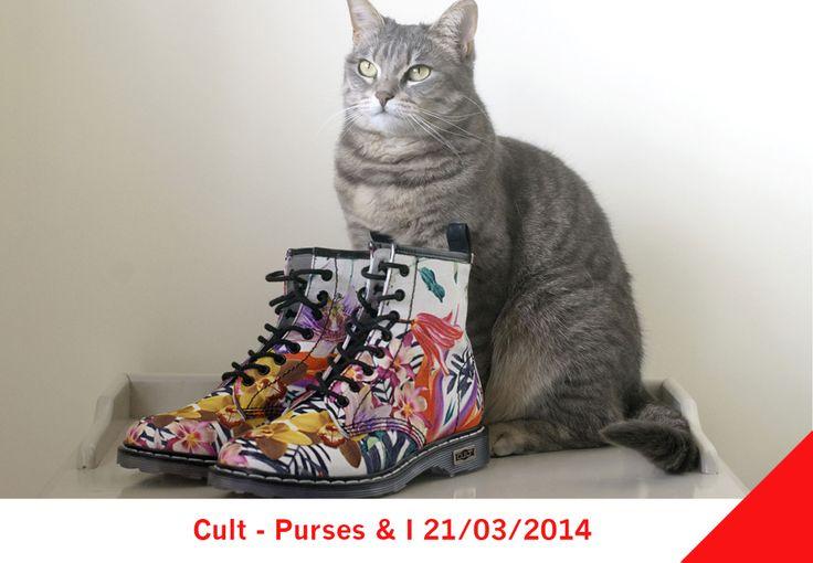 Cult on Purses&I 21/03/2014