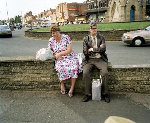 Martin Parr - Bored Couples