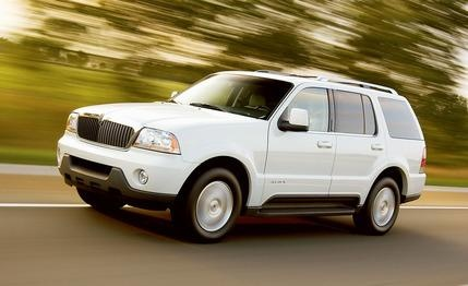 Lincoln Aviator I own this bad boy ;)