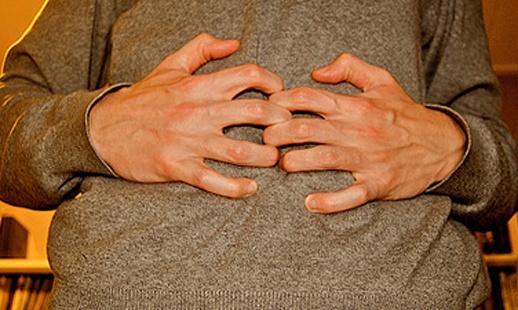 fecaloma, dolor abdominal