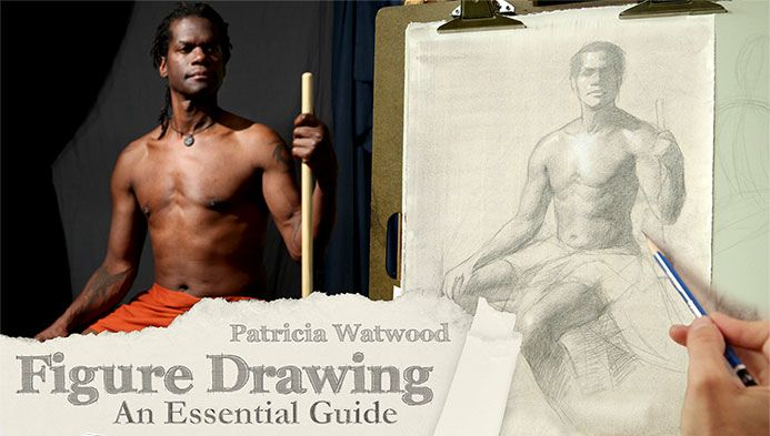 Free Online Drawing Class by Craftsy - Figure Drawing