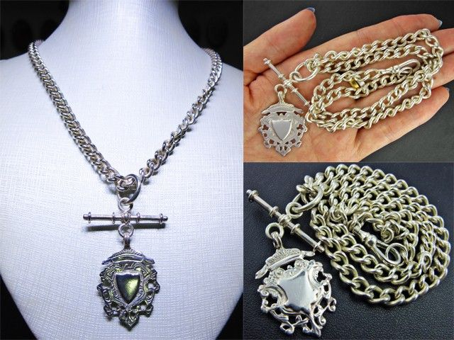18 INCH AUSTRALIAN MADE 925 SILVER CHAIN N SHIELD  CMT 93 silver jewelry ,silver necklace  silver chains