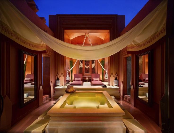 The award-winning Barai spa at Hyatt Regency Hua Hin.