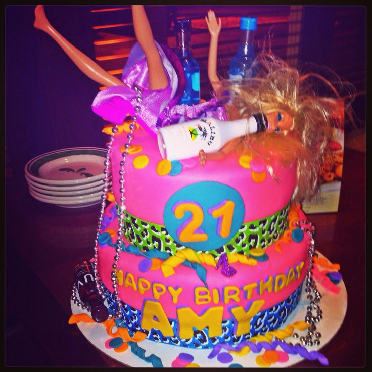 78 Best Images About 21st Birthday Cakes On Pinterest