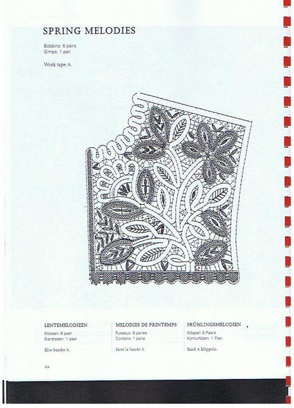 Korableva y Cook - Russian lace patterns - lini diaz - Picasa Web Album