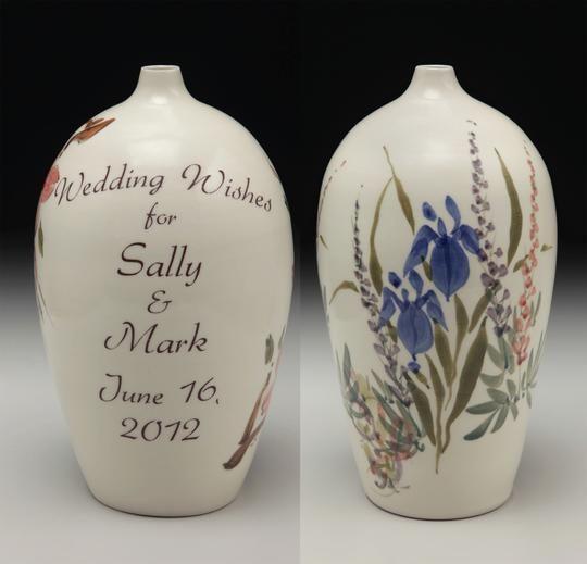 Wedding Gift Vase: 11 Best Custom Wedding Vase Images On Pinterest