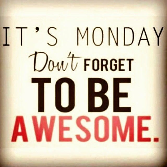 Never miss a Monday! How are you going to kick off a new week that is almost a new month?!? I'm starting #piyo today!! Whatever you decide to do, give it your all and kick some booty!!! #fitisnotasize #workoutathome #homeworkout #awesome #inspire #motiva