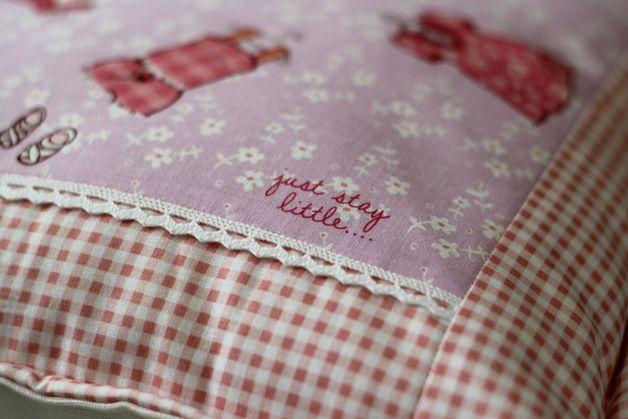 Poduszka Just stay little - MaleRzeczy - Poduszki dla dzieci