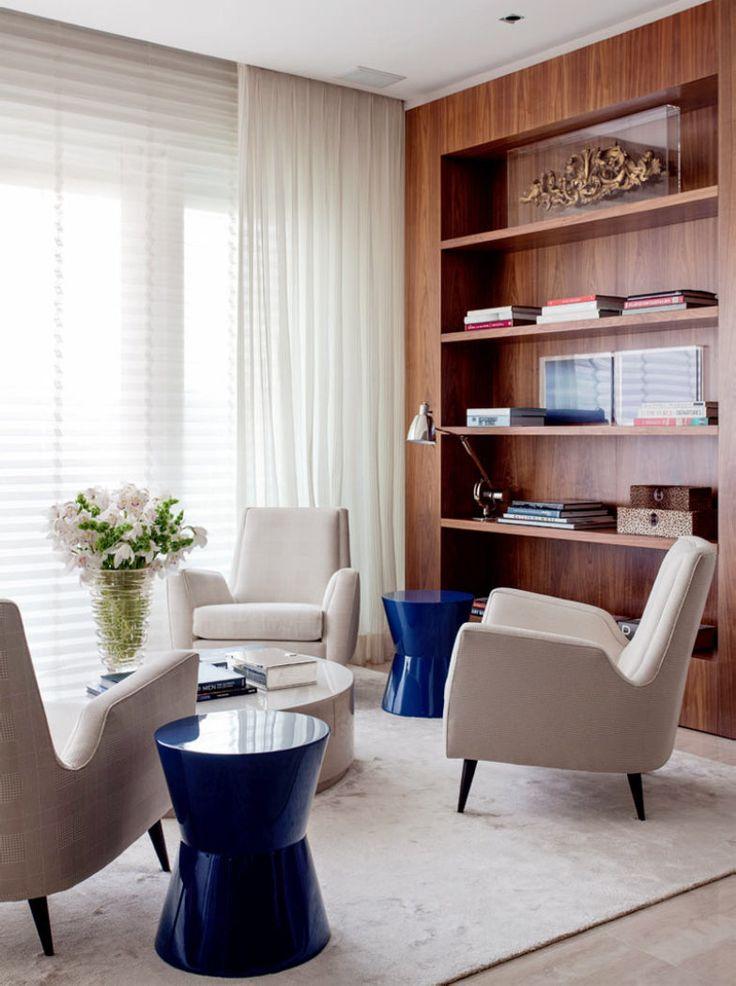 25 melhores ideias sobre cortinas de sala de estar no for Sala de estar the sims 4