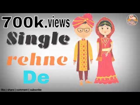 single rehne de whatsapp status video new song 2017 - YouTube