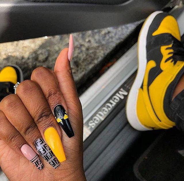 air max nails