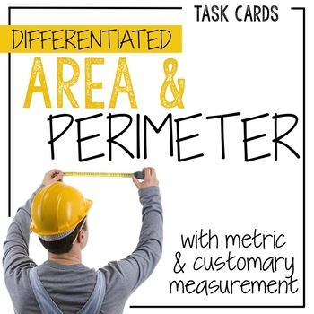 Calculating area and perimeter can be a confusing process for 3rd and 4th grade students. It is critical that they are provided with fun, engaging practice activities that help them practice these skills in a variety of formats, but boring worksheets just don't build excitement.