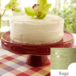 I am no cake baker but I love the decorating and serving ideas for pedestal cake plates--even better when they are on sale! & 26 best CAKE PLATES images on Pinterest | Cake plates Cake stands ...