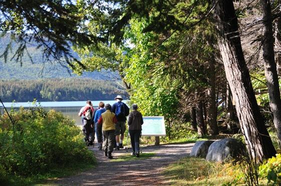 Freshwater Lake, Cape Breton Highlands National Park, Nova Scotia