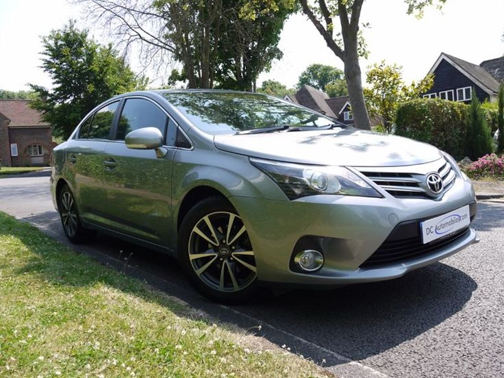 used Toyota Avensis D-4D ICON in surrey