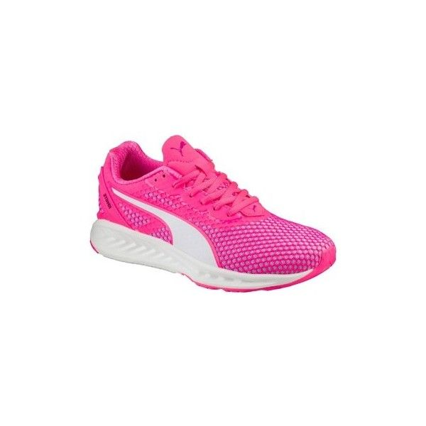 Puma 189451 Sport shoes Women Trainers ($140) ❤ liked on Polyvore featuring shoes, sneakers, fitness shoes, pink, women, puma shoes, puma footwear, puma sneakers, puma trainers and pink shoes