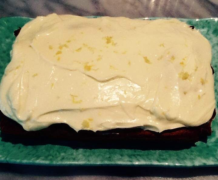 """Recipe """"All-in-one"""" banana, carrot and apple cake by monicaih - Recipe of category Baking - sweet"""