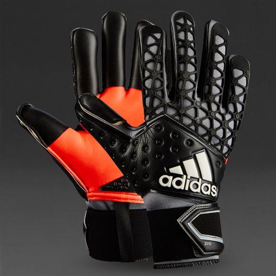 adidas Zones Pro IC GK Gloves - White/Black/Grey