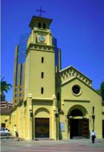 Iglesia San Ramón  Mardoqueo Fernández 100  Providencia - Santiago