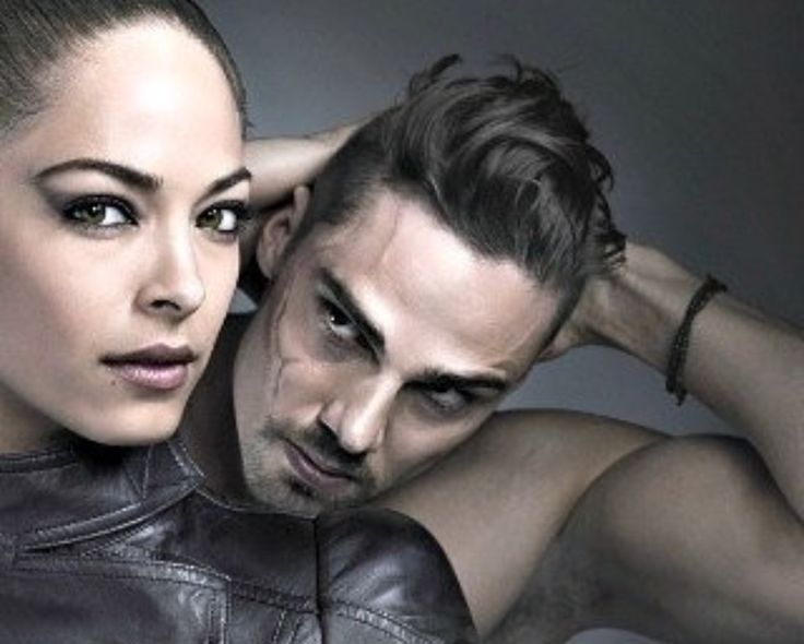 They are amazing actors and the most beautiful humans. Kristin Kreuk and Jay Ryan. Beauty and the Beast.