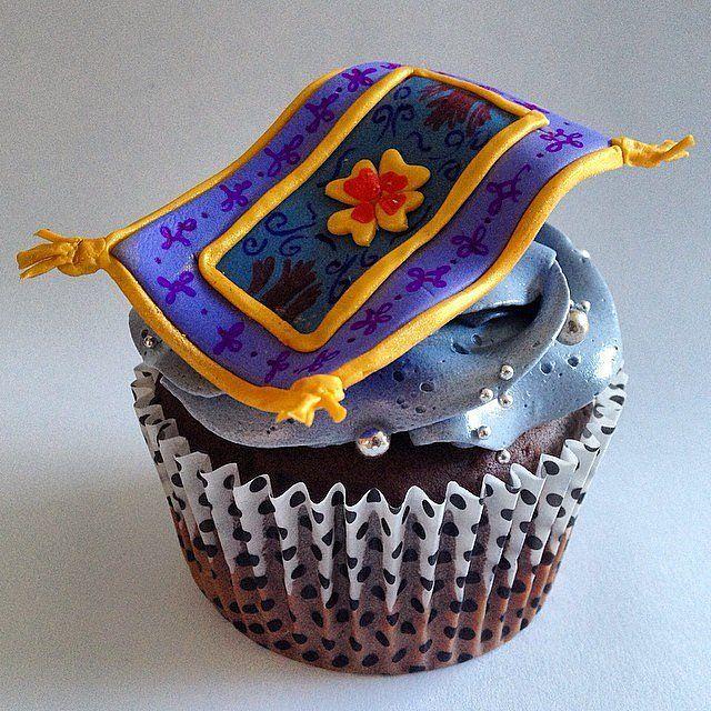 Alladdin's carpet - Disney Cupcakes For Adults | POPSUGAR Food