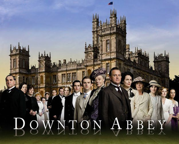 Downton Abbey: Highcler Castles, Downtonabbey, Maggie Smith, Periodic Dramas, Seasons, Tv Show, Movie, Watches, Downton Abbey
