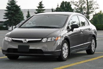 2007 Honda Civic review. very informative.