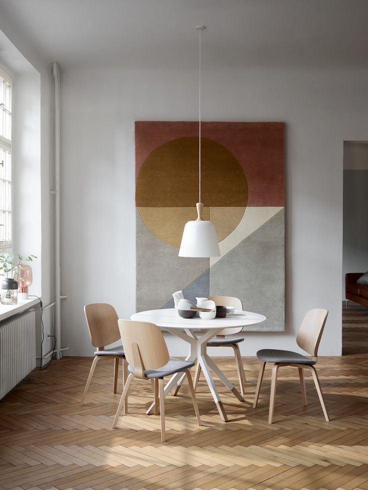 Billund Scandinavian Dining Table - BoConcept Sydney