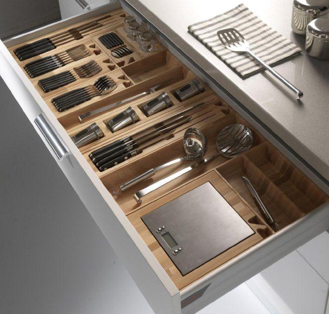 Www Drawerslides Com Utensil Amp Cutlery Organizers In