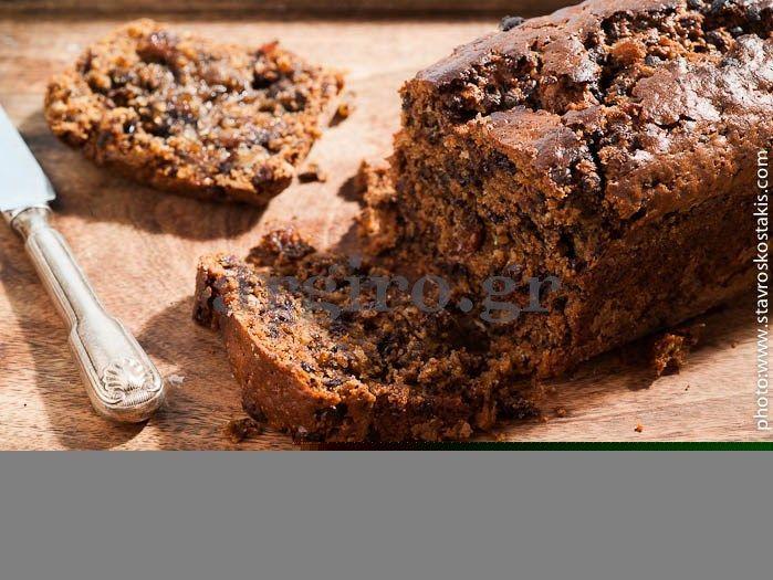Εκπληκτικό κέικ χωρίς αβγά, για τη Σαρακοστή αλλά και για υγεινή διατροφή όλο το χρόνο.