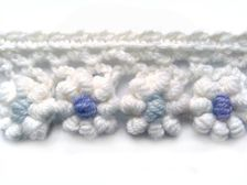 Pretty Crochet Edging: free pattern, thanks so for sharing all these edges xox