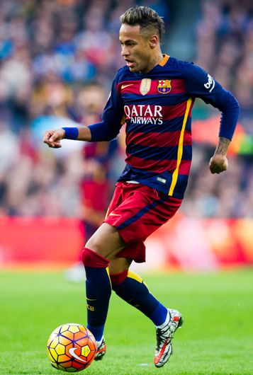 Neymar (Barcelona) Nike Mercurial Vapor X