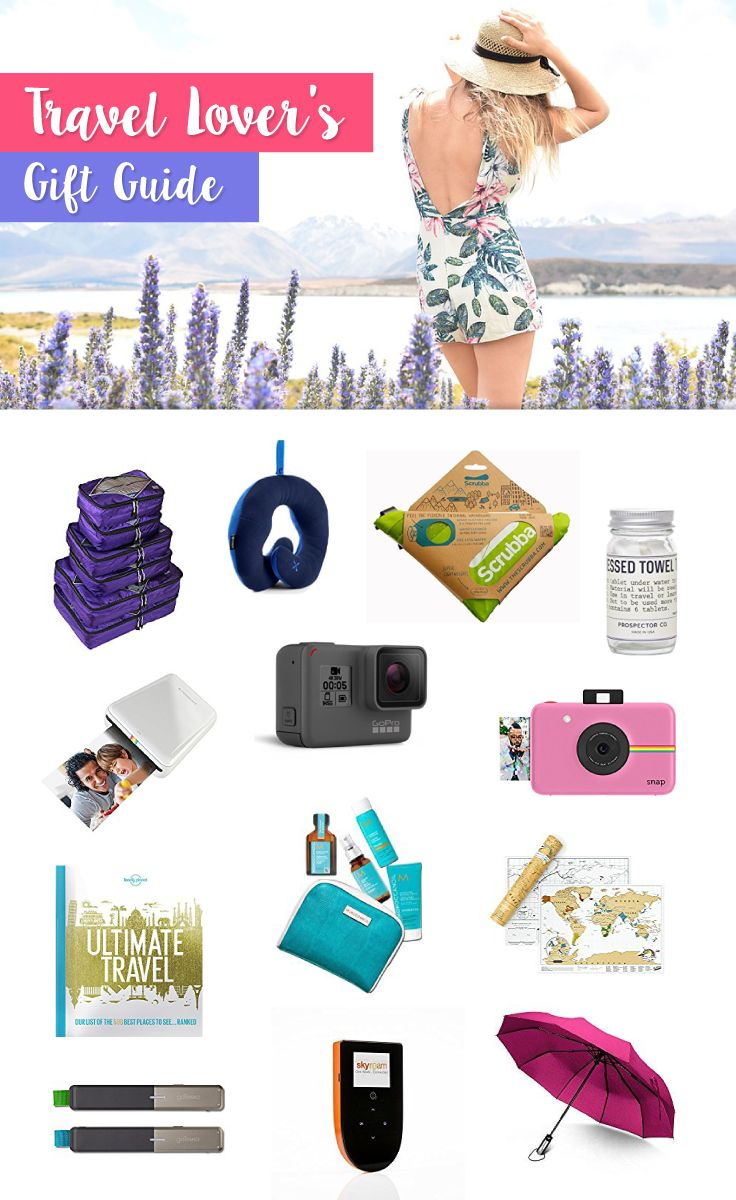 Travel Gift Guide For Christmas 2017. Christmas is just around the corner. Maybe you have no idea what to give to your travel loving friend? Here is my travel gift guide for Christmas 2017. The list covers the hottest and must haves and new products this year. The Viking Abroad #Christmas #christmasgifts #giftguide #christmas2017 #travelgifts #packinglist