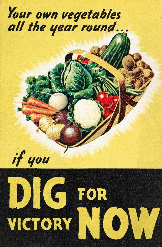 05 World War II Poster Can All You Can