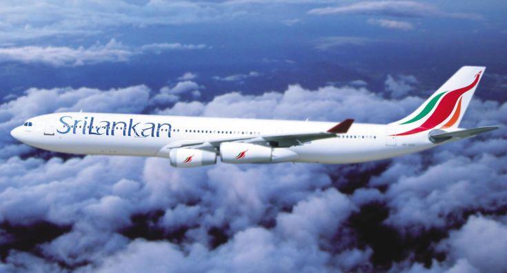 Srilankan Airlines? it's a plane load of fun
