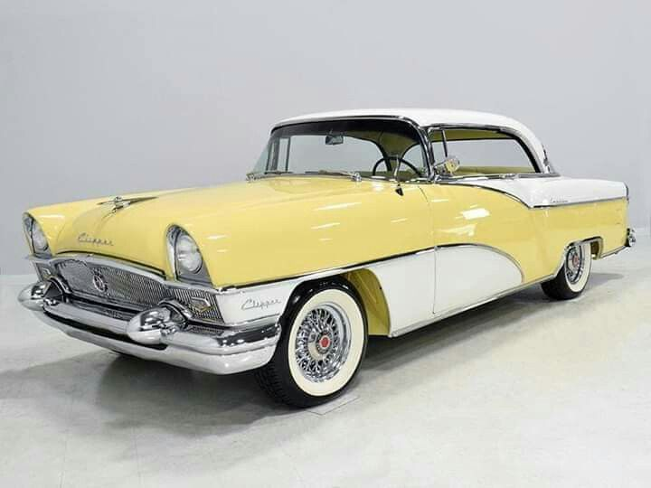 1955 Packard Clipper Custom Constellation Hardtop Coupe Photo By David Hutchinson Old Classic Cars Classic Cars Best Classic Cars